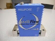 MILLIPORE FSGDB100C700 INTELLIFLOW DIGITAL FLOW CONTROLLER GAS: N2 RANGE: 30000