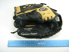 """RAWLINGS PLAYERS SERIES PL609C BASEBALL GLOVE YOUTH 10"""" RIGHT HAND"""