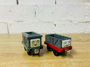 Troublesome Truck x2 - Thomas & Friends Take N Play/Take Along Diecast Trains