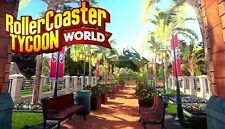 ROLLERCOASTER TYCOON WORLD - STEAM DOWNLOAD - WINDOWS PC GAME