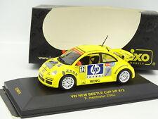 Ixo 1/43 - VW Beetle Cup HP N°12 2002 Heitmeier