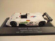 Onyx XGT005 BMW V12 LMR Kristensen Lehto Müller Sebring 1999 1:43 MIB
