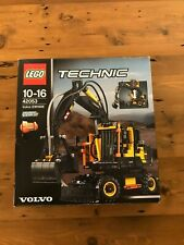 LEGO 42053 Technic Volvo EW160E New But Damaged Box