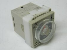 Omron H3CR-A8 8Pin Multifunction Timer 0.05s-300hr 24vac/dc Relay 250vac 5A