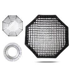 Godox 140cm Pro Studio Octagon Softbox + Honeycomb Grid + Bowens Mount