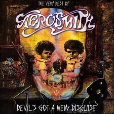 Devil's Got a New Disguise: The Very Best of Aerosmith [Remaster] (CD, 2008)
