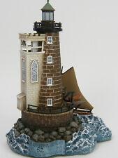 2008 Harbour Lights #366 Bishop & Clerks Ma Lighthouse Limited Edition Error