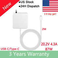 90°-Head 90W Type-C USB-C AC Adapter Laptop Charge For Spectre X360 13 X2 ASUS