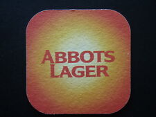 ABBOTS LAGER COASTER