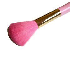 Dusting Brush Acrylic Nails or Table Powder Brush Removal thin pink & gold color