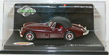 VITESSE 1/43 25451 JAGUAR XK140 TOP UP MAROON