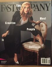 Fast Company Most Creative People In Business Amy Poehler Jun 2015 FREE SHIPPING