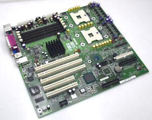 Intel SE7501CW2 C26740-306 Mainboard Dual Sockel 604 PCI-X PCI VGA IDE OVP NEU