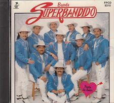 Banda Superbandido Pacto  CD New Sealed