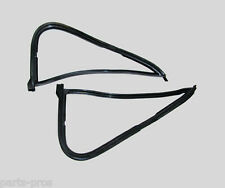 New 2-pc Vent Window Seal Kit / FOR LISTED FORD F100 F150 F250 F350 TRUCK BRONCO