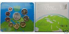 manueduc  CARTERA SAN MARINO 2008  9 Coins con 5 EUROS PLATA  NUEVA