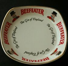 Vintage Beefeater Gin Advertising Ashtray Wade Uk