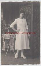 (F4884) Orig. Foto junge Frau Liesel Rost, Porträt im Studio, vor 1945