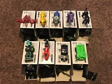 Takara Tomy Transformers Micron Booster Version 4 Complete Set of 9/minicons
