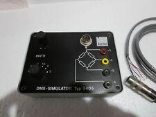 Burster Transducer Simulator, model 9405, load cell simulator
