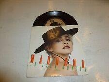 """Madonna-La Isla Bonita - 1987 Reino Unido 2-track 7"""" SINGLE VINILO"""