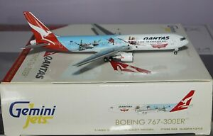 Gemini Jets GJGFA1313 Boeing 767-338ER Qantas Airways Vh-Ogo En 1:400 Escala
