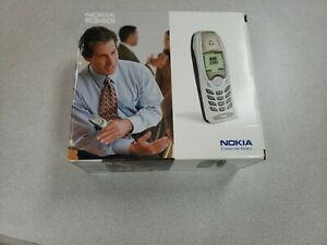 NOKIA 6340i vintage rare phone mobile New