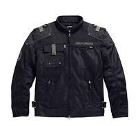 Harley Davidson Fat Boy Mesh and Textile Jacket 97077-16vm