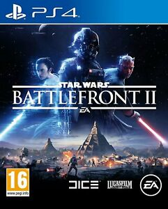 Star Wars Battlefront 2 Sony Playstation 4 PS4 Game