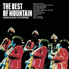 Mountain, The Best Of Mountain, Excellent, Audio CD