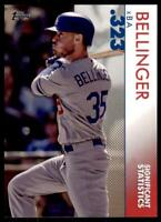 2020 Topps Series 2 Significant Statistics Gold #SS-11 Cody Bellinger /50