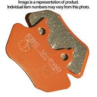Semi-Sintered V Brake Pads EBC  FA85V