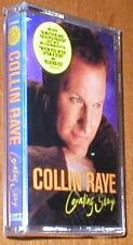 Collin Raye ~ Counting Sheep - New Cassette Album with 14 Tracks