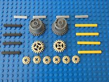 Lego Technic Kit Differential Gears, Axles * NEW * Type G