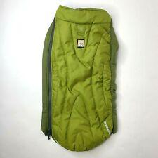 Ruffwear Powder Hound Insulated Cold Weather Dog Jacket Small Cedar Green