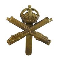 Machine Gun Corps Cap Badge Brass Metal