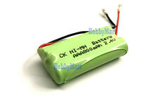 2.4V Ni-MH AAA 800mAh 2-Cell Recharge Home Phone Battery Pack w/. Universal plug