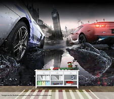 Need For Speed Wall Mural Wall Art Quality Pastable Wallpaper Decal
