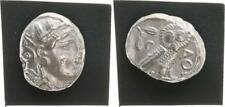 Athens Greek Tetradrachm with Owl - Alter Style after 400 Vf-Xf / XF 16,85 G