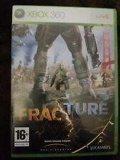 Juego xbox 360  FRACTURE