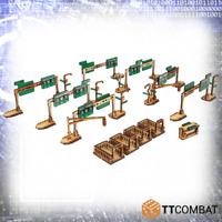 TTCombat BNIB City Accessories TTSCW-SFX-062