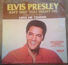 "ELVIS PRESLEY - Any Way You Want Me  - 7"" Vinyl Single P/S - RCA - PB11108"