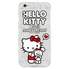 Hello Kitty iPhone 6 6s Plus Schutz Hülle Handy Cover Case Tasche Bumper #7