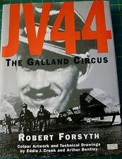 JV44 The Galland Circus / Robert Forsyth / First Edition /1996 Hardcover with DJ