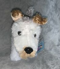 New Webkinz Fox Terrier HM733- Sealed Code
