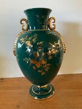 vaso ceramica marchio la colonnata sesto fiorentino h.32x18 perfetto stato