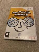 🤩 jeu nintendo wii / u neuf blister coach personnel j'enrichis mon vocabulaire