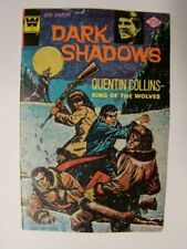 1975 Dark Shadows #33 Barnabas Collins Tv Show Painted Cover Whitman Comics Vg