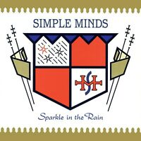 SIMPLE MINDS - SPARKLE IN THE RAIN (BLU-RAY AUDIO)  BLU-RAY NEW!