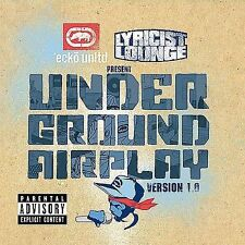 Underground Airplay Version 1.0 [PA] by Various Artists (CD, Oct-2001, MIC Media